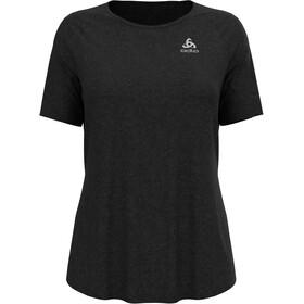 Odlo Run Easy 365 T-Shirt S/S Crew Neck Women, black melange